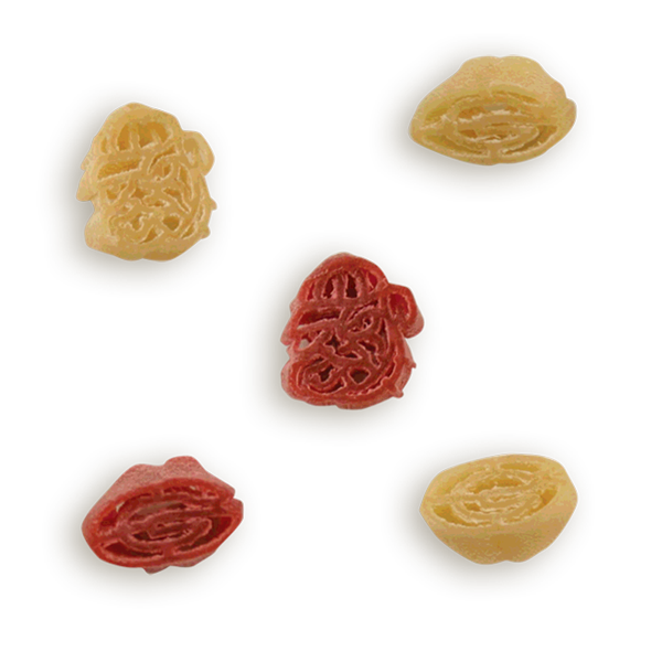 Georgia Bulldogs & G Pasta Shapes. Logo shaped pasta in your team colors with a delicious vinaigrette mix included!  Perfect for tailgate parties, game day celebrations or a gift for a crazy fan!  Serves 6-8.